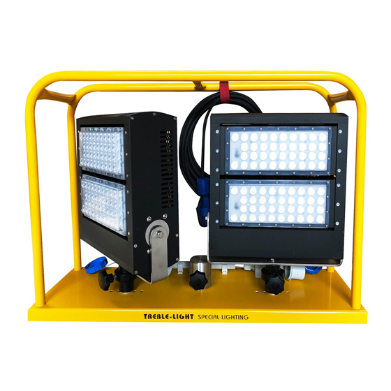 Scheinwerfercontainer LED 60000