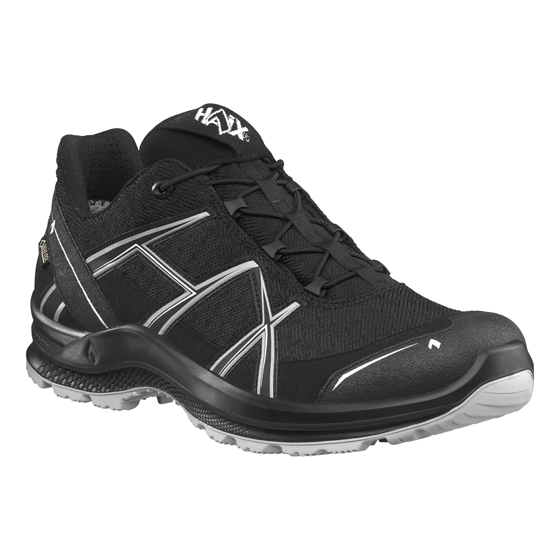ADVENTURE 2.2 GTX LOW BLACK-SILVER
