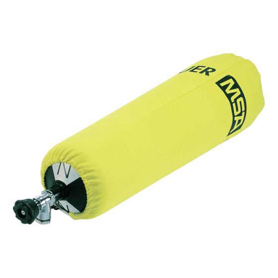 Bildergebnis für MSA Flaschen-Schutzhüllen gelb